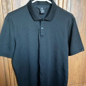 Calvin Klein black polo S, just like NEW!